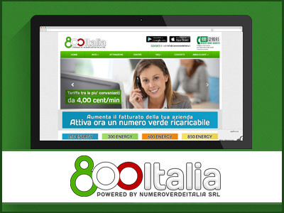 Vai al sito 800 Italia .it
