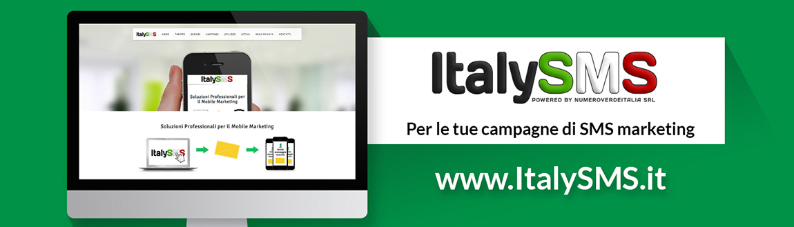 SMS marketing - Italysms.it
