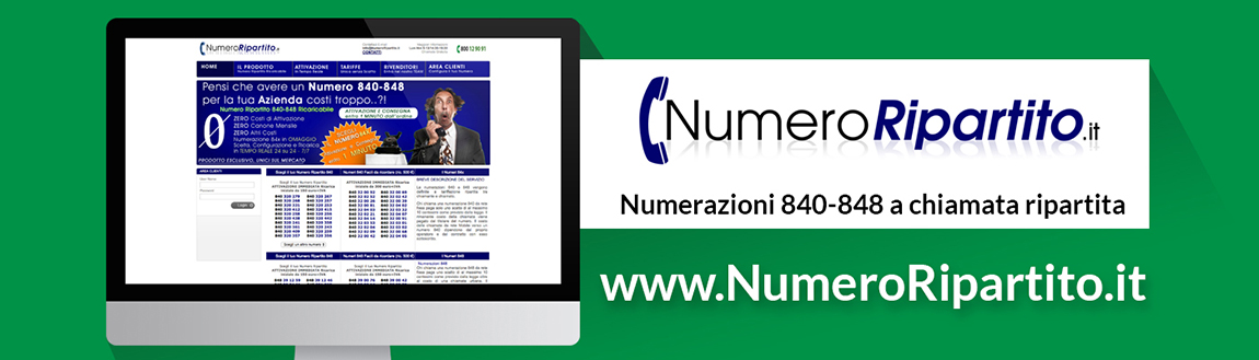 Numerazioni 840-848 - NumeroRipartito.it